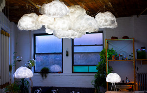 Incredible Cloud Lamps