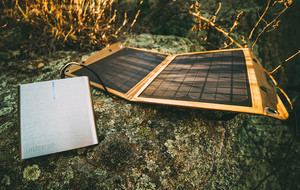 Travel Ready Solar Charger