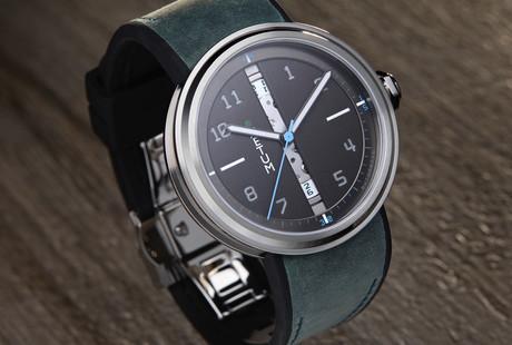 Distinctively Modern Timepieces