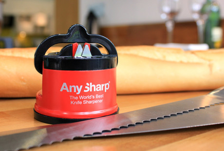 The Easier Way To Sharpen A Knife