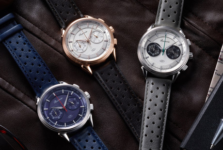 Guilloché Dial Watches