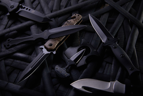 Tactical Knives + Multi Tools