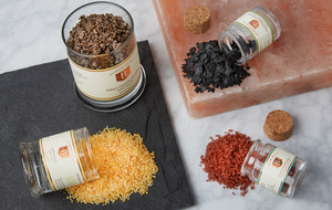 Hand-Crafted Salts