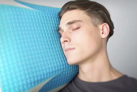 Memory Foam + Cooling Pillows