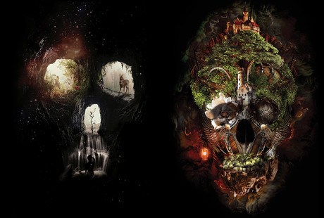 Macabre Canvas Prints
