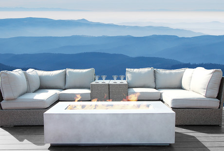 Inviting Outdoor Furniture