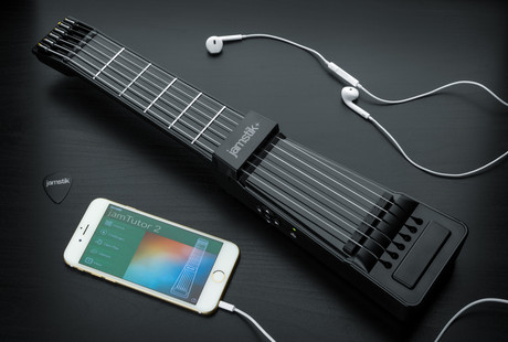 The Jamstik Smart Guitar