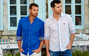 Button-ups Made For The Sea