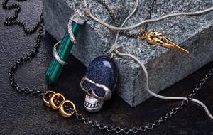 Contemporary Pendant Necklaces