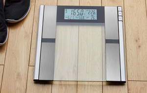 The Form Fit Digital Scale