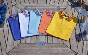 Essential Summer Polos & Swimwear
