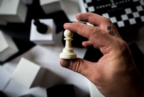 Chess Inspired Mentalist Magic