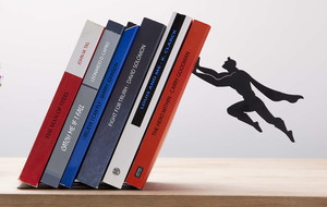 Whimsical Book Ends & Housewares