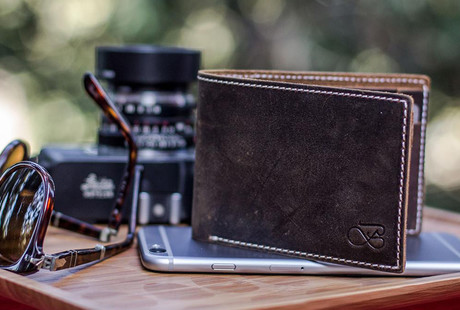 Impeccable Leather Wallets