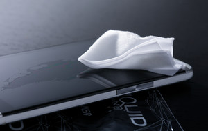 Protective Screen Treatment For Smart Devices