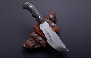 Adventure Ready D2 Knives