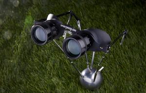 Hands-Free Binocular Glasses