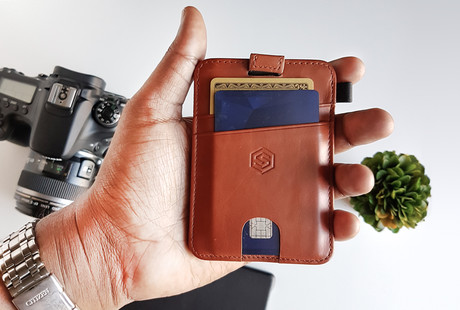 The Expandable Minimalist Wallet