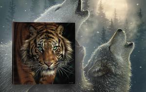 Striking Wildlife Portraits