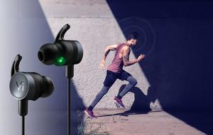 Fitness-Tracking A.I. Headphones