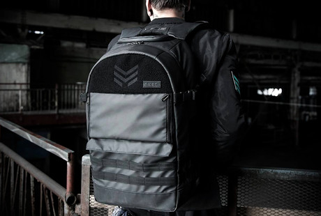 High Capacity Modular Backpack