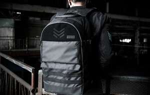 High Capacity Modular Backpack