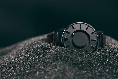Award-Winning Tactile Timepieces