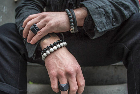 Upscale Men's Bracelets