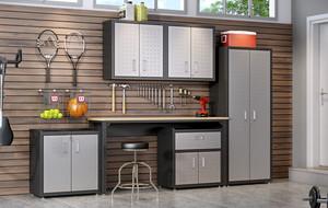 The Garage & Workshop Collection