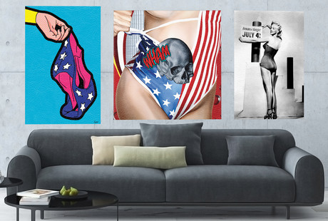 Curated Contemporary Prints