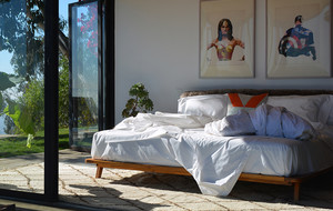 Sustainable, Organic Cotton Bedding