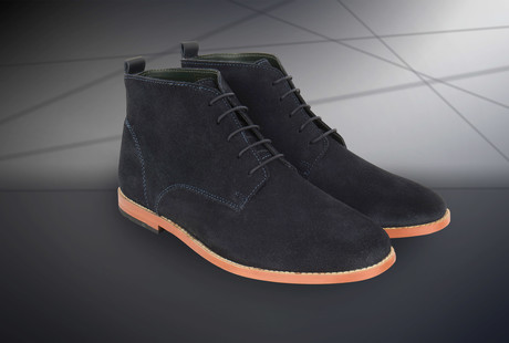Refined Leather Dress Shoes