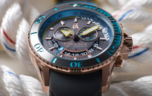 Sailing Inspired Dive Watches
