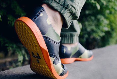 One Shoe, Many Talents
