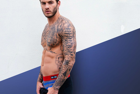A New Take On Men's Underwear