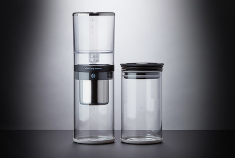 The Premium Cold Brew Coffee System