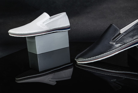 Loafers, Drivers + Slip-Ons