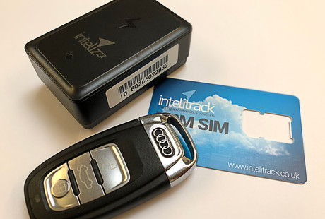 Smart GPS Theft Tracker