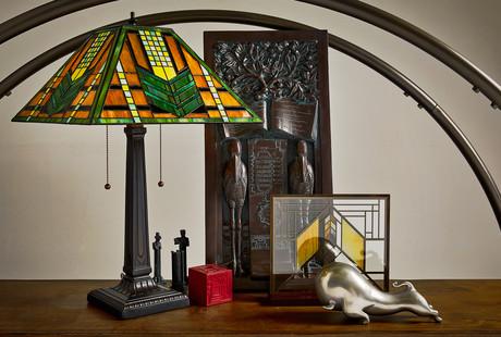 Decor Inspired By Frank Lloyd Wright