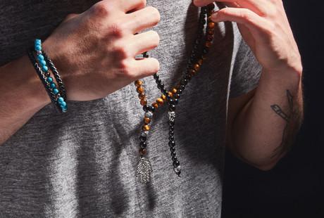 Exotic Beaded Bracelets