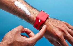 The Wearable Sunscreen Wristband