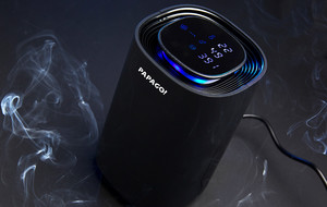 The Portable Smart Air Purifier