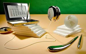 Sleek Executive Desk Toys