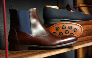 Handcrafted Spanish Dress Shoes