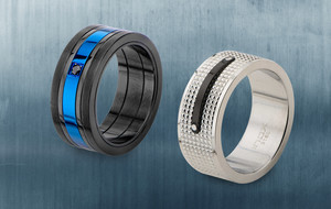 Powerful & Masculine Rings