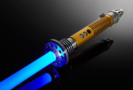 Color-Changing Custom Lightsabers