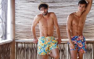 Exotic Men's Swimwear