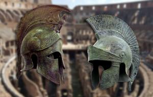 Classical Greek Sculptures + Replicas