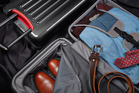 The PROKĀS® Luggage Collection