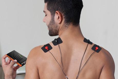 Bluetooth Deep Muscle Massager